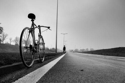 David RautureauPhotographie Street photography Tour de Cholet